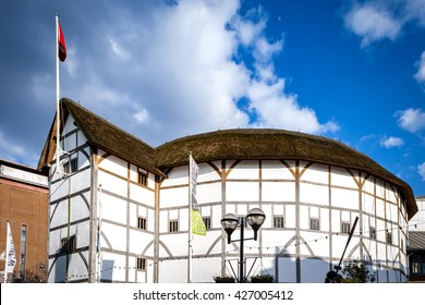 Shakespeare's Globe is the complex housing a reconstruction of the Globe Theatre, an Elizabethan playhouse in the London Borough of Southwark