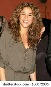 Shakira at Gotham Magazine March Issue Party for Shakira Cover, Capitale, New York, NY, March 27, 2006