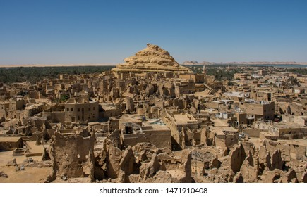 Shali citadel in Siwa oasis