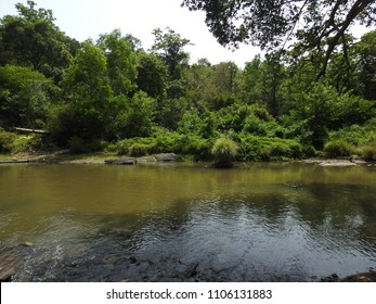 Shalmala river,  Sahasralinga, Sirsi Taluk in the district of Uttara Kannada of Karnataka state in India.