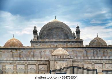 Shamakhi Juma Mosque, Samaxi Cume Mescid
