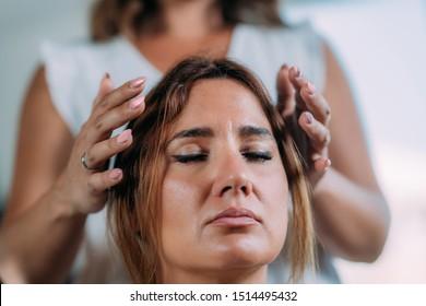 Shambhala Meditation Practice on Woman