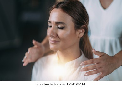 Shambhala Therapist Working with Client