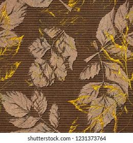 shameless vintage pattern tile background