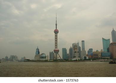 shanghai businss area