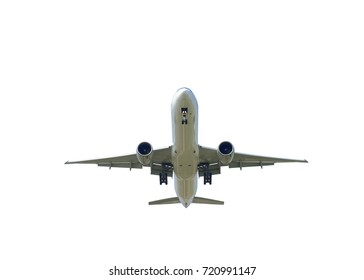 SHANGHAI, CHINA, April 2? 2015?Singapore Airlines  Boeing 777 ?9V-SWK?flying in the sky.