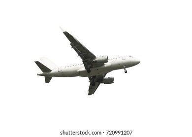 SHANGHAI, CHINA, April 2? 2015?China Eastern Airlines  A319 flying in the sky.
