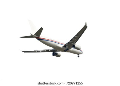 SHANGHAI, CHINA, April 2? 2015?China Eastern Airlines A330 flying in the sky.
