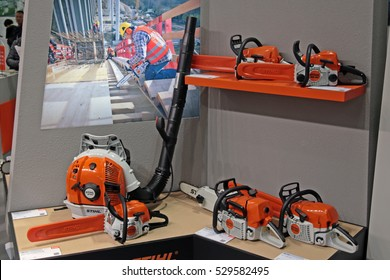 Stihl Chainsaw Images, Stock Photos & Vectors | Shutterstock