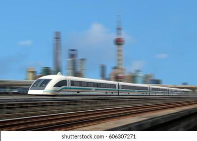 Shanghai Maglev train