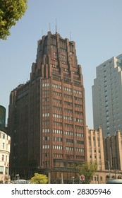 Shanghai Park Hotel, built in 1934 was the highest architectural structure at that time, which was called The First Building In the Far East.
