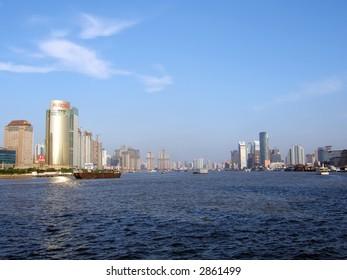 Shanghai China No Boat Stock Photo Edit Now 2861464