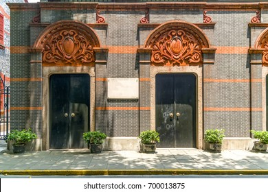 Shanghai Shikumen old buildings