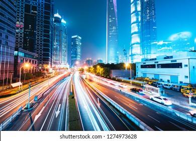 Shanghai Urban Expressway