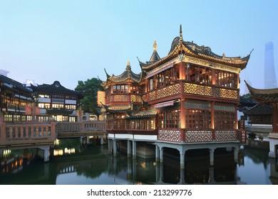 Shanghai yuyuan
