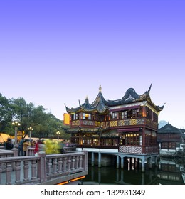 Shanghai Yuyuan(Built in 1559)