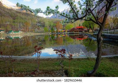 shangrila lowe kachura lake northern areas of gilgit baltistan ,skardu Pakistan