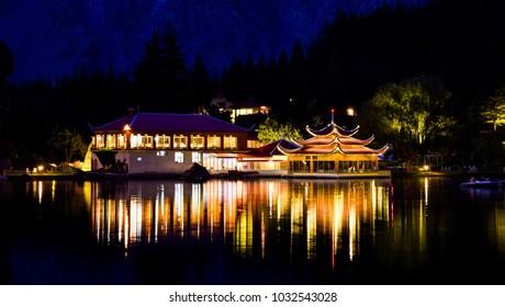 Shangrila Resort Lake Skardu