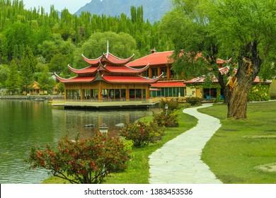 Shangrila Resort Lower Kachura Lake Skardu Pakistan