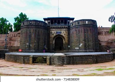 Shaniwar wada fort, Pune.