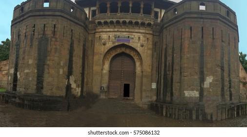 Shaniwarwada Fort Architecture