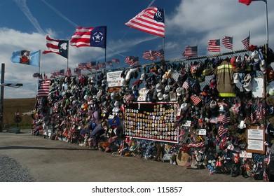 Shanksville Memorial