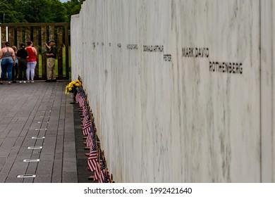 Shanksville, PA Flight 93 National Memorial 06-13-2021