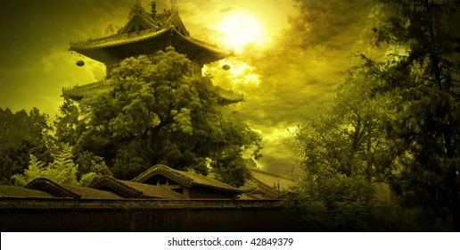 """Shao Lin Temple"""