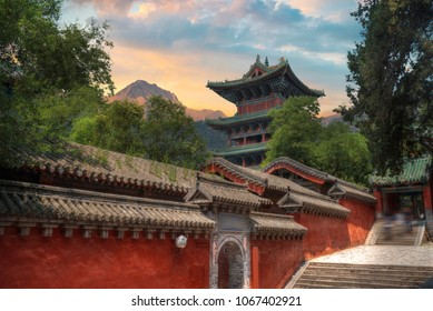Shaolin is a Buddhist monastery in central China. Located on Songshan Mountain