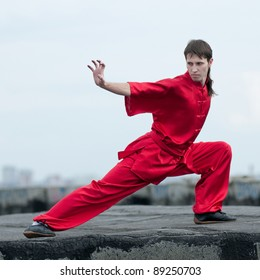 Kung Fu Master Images, Stock Photos & Vectors | Shutterstock