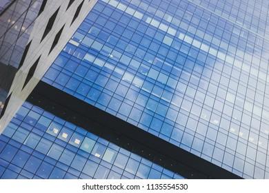 Shape of building
