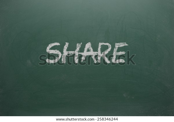 Share on Green Board