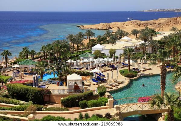 Sharm El Sheikh Egypt May 03 Stock Photo Edit Now 219065986