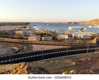 Sharm El Sheikh old sity in Africa