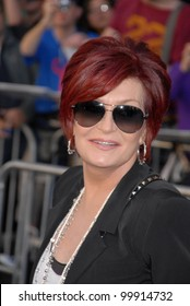 "Sharon Osbourne at the ""Gnomeo & Juliet"" Los Angeles Premiere, El Capitan, Hollywood, CA. 01-23-11"