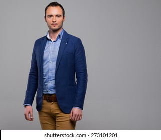 Sharp dressed fashionist wearing jacket and bow tie