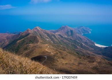 Sharp Peak, Sai Kung, Hong Kong