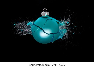 A shattering bauble