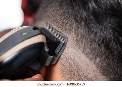SHAVING MACHINE CUTTING HAIR FADE