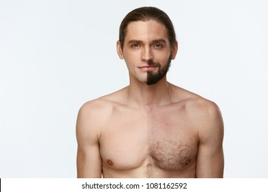 Pictures of shaved men