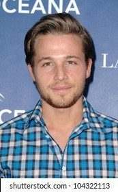 Shawn Pyfrom at the La Mer and Oceana World Oceans Day Gala. Private Residence, Los Angeles, CA. 06-08-09