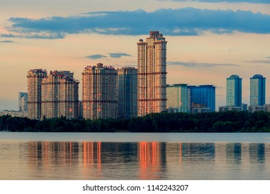 Shchukino District is an administrative district (raion) of North-Western Administrative Okrug, and one of administrative districts of the federal city of Moscow, Russia. Aliye Parusa Complex.