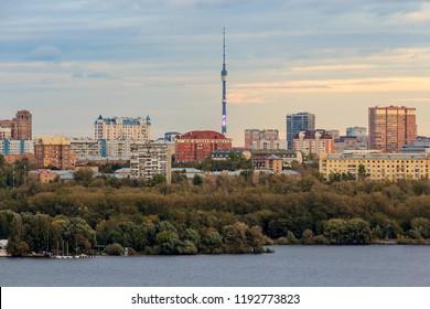 Shchukino District is administrative raion of North-Western Administrative Okrug of Moscow, Russia. It borders with Pokrovskoye-Streshnevo, Strogino and Khoroshevo-Mnevniki District. Aliye Parusa