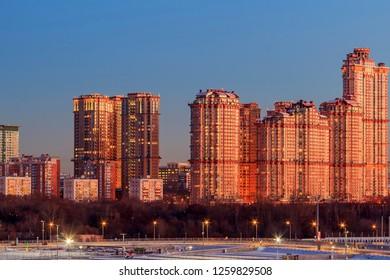 Shchukino District is administrative raion of North-Western Administrative Okrug of Moscow, Russia 2018. It borders with Pokrovskoye-Streshnevo, Strogino and Khoroshevo-Mnevniki District. Aliye Parusa
