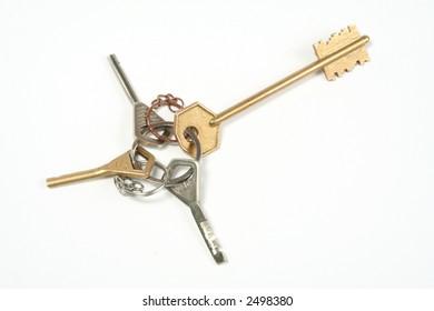 Sheaf of keys