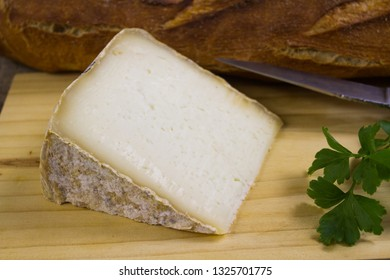 sheep cheese from the Pyrenees