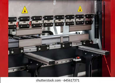 Sheet metal hydraulic CNC press brake machine, aluminum folding machine with automatic controlling bending