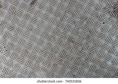 Sheet metal with a notch