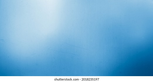 sheet metal painted blue. background or textura - Shutterstock ID 2018235197