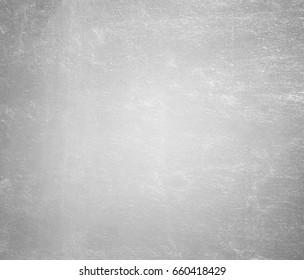 Sheet metal shiny silver